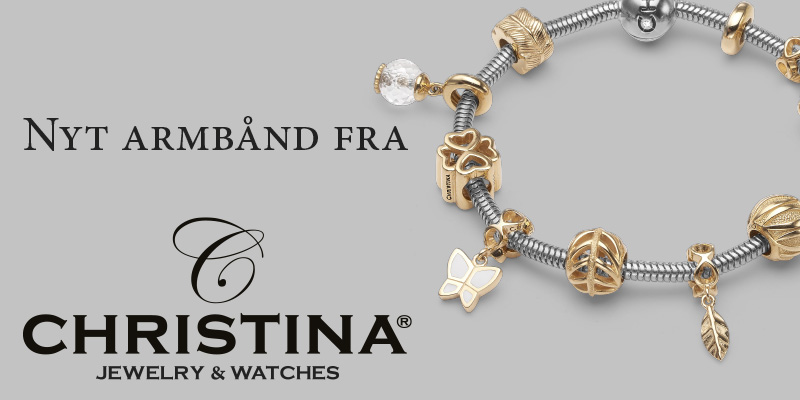 Sølv armbånd fra Christina Jewelry and watches
